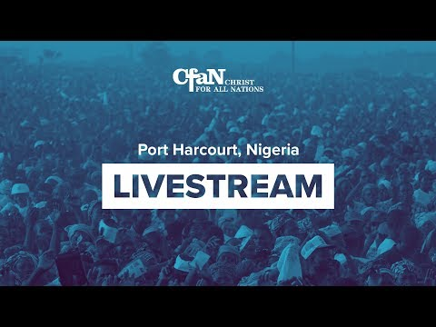 LIVE from Port Harcourt, Nigeria!