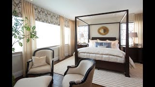 Interior Design - Decorating A Beautiful Master Suite