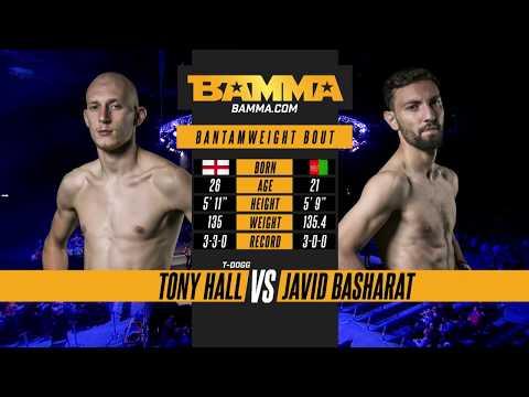 BAMMA 31: Tony Hall vs Javid Basharat