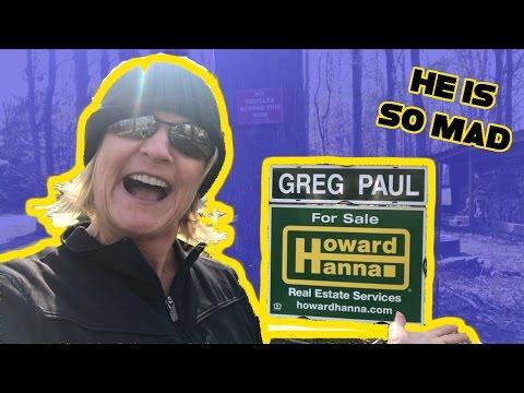 I Sold Greg Paul's House!