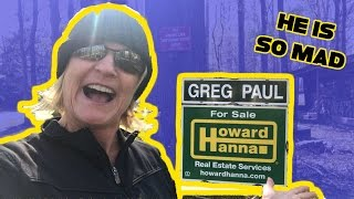 I Sold Greg Paul's House!