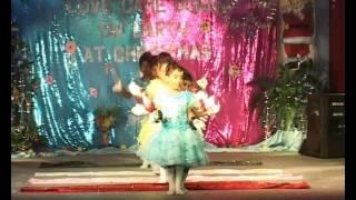 children butterfly dance