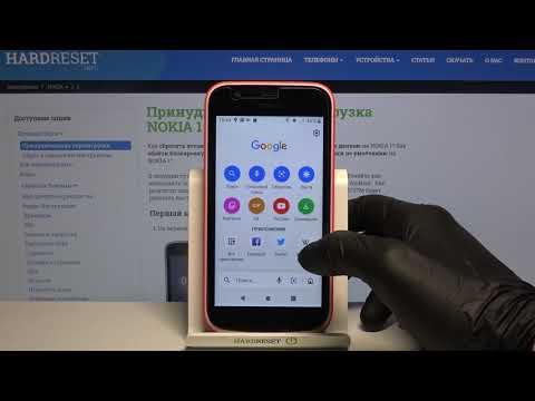 Как сменить язык клавиатуры на Nokia 1? Смена языка клавиатуры Nokia 1
