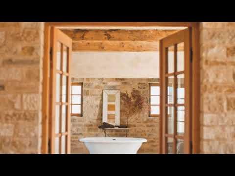 Great Amazing Raw Stone Bathroom Design Ideas House Designs