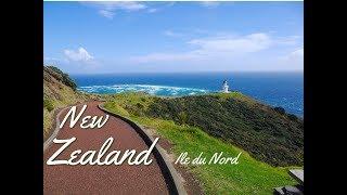 NOUVELLE ZÉLANDE - L'île du Nord