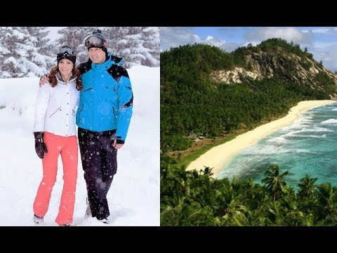 Kate Middleton and Prince William's holiday destinations revealed