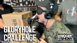 Cameron Does the Gloryhole Challenge!