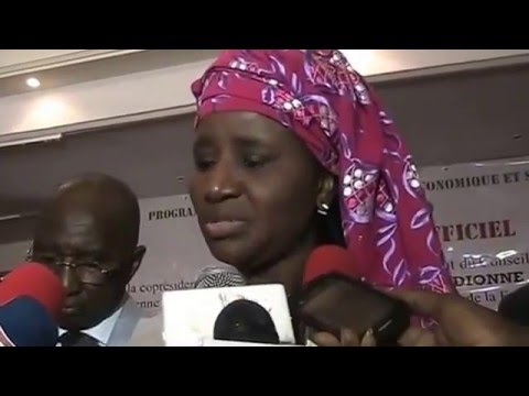 Interview de Mme Mariama Sarr