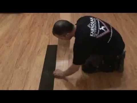 Karndean Magnetic Floor Technology Youtube