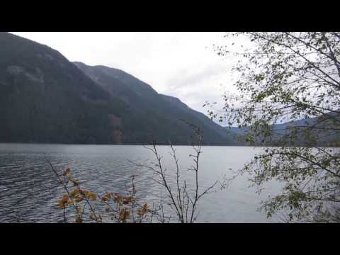 Chilliwack LAKE Provincial Park B.C. CANADA