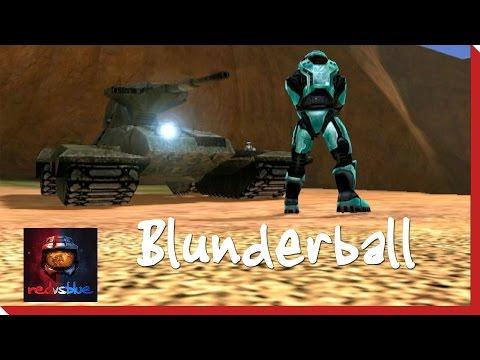 Season 2, Episode 36 - Blunderball | Red vs. Blue