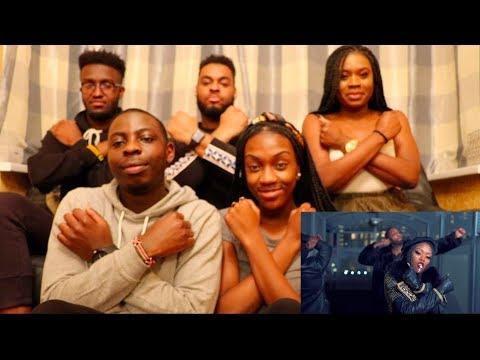 Lady Leshurr - Black Panther ( REACTION VIDEO ) || @LadyLeshurr @Ubunifuspace