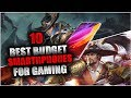 10 BEST BUDGET SMARTH PHONES FOR GAMING - MOBILE LEGENDS - ARENA OF VALOR - PHONES