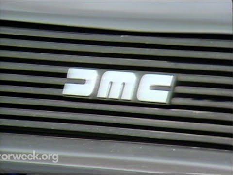 MotorWeek | Retro Review: '81 DeLorean DMC-12