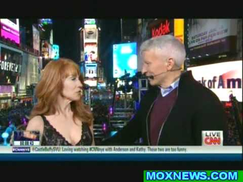 New Year's Eve: CNN stages best party