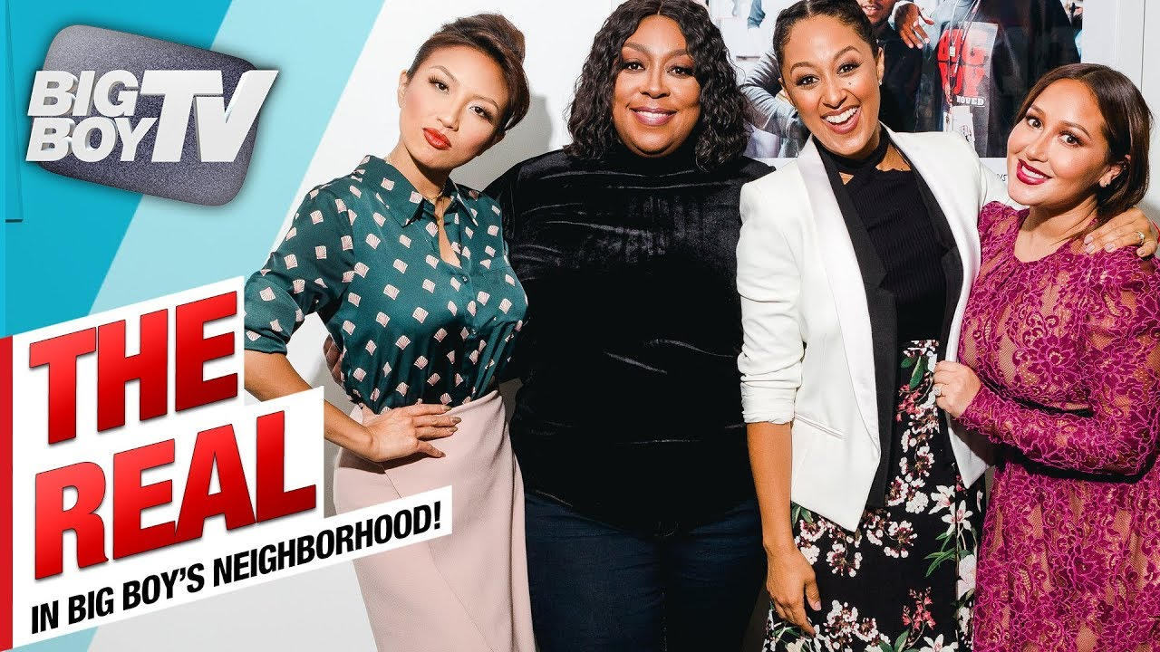 Download The Cast of 'The Real' on Working w/ Your Best Friends