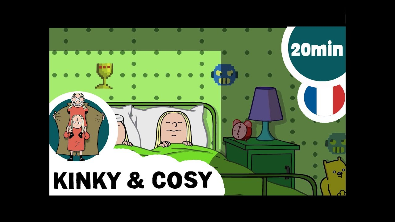 kinky cosy 20 minutes compilation 01