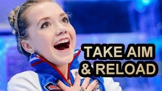 Elena Radionova || Take Aim and Reload