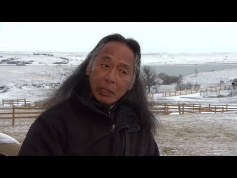 CBC at STANDING ROCK SIOUX LAND