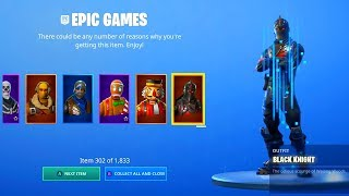 GET EVERY ITEM FOR FREE in Fortnite.. (All Free Items)