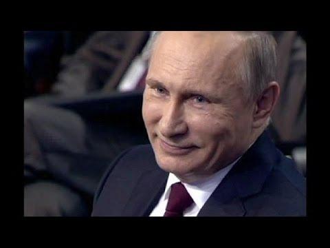 """Putin: """"Internet é um projeto da CIA"""""""