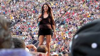 Sara Evans - Anywhere - Live at Bayou Country Superfest, Baton Rouge, LA - 5/27/2012
