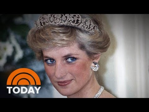 Princess Diana Remembered On 20th Anniversary Of Her Death   TODAY