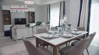 Al Furjan – Luxurious 3 bedroom townhouses