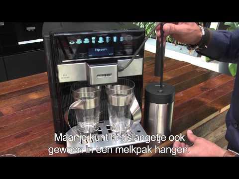 Siemens TE605209RW: Volautomaat voor heerlijke koffiespecialiteiten