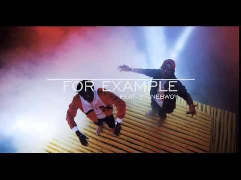 Yung6ix ft Stonebwoy - For Example (Video Snippet)