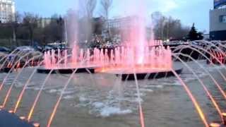 Тhe Russian Federation, Samara, singing Fountain
