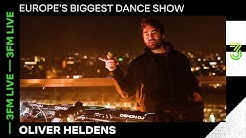 Oliver Heldens live tijdens Europe's Biggest Dance Show 2020 | 3FM Live | NPO 3FM
