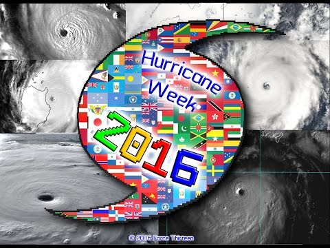 Hurricane Week 2016 - Day 1