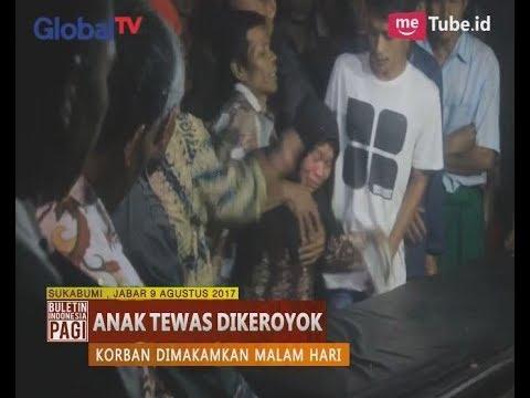 Pemakaman Anak SD Yang Tewas Berkelahi Diiringi Isak Tangis & Teriakan Ibu Korban - BIP 09/08