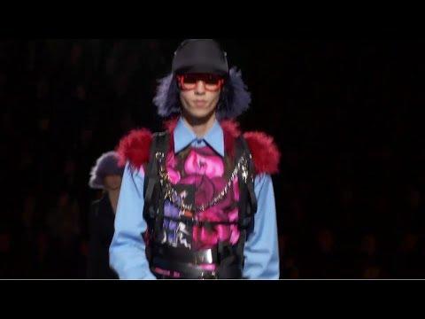 Prada Men's Fall Winter 201920 Fashion Show