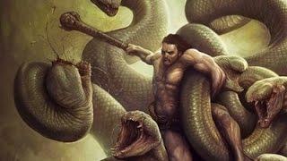 Hercules và Achilles: Ai là người mạnh hơn?