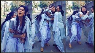 Punjab College Boys And Girls Musically TikTok Part 16   Punjabians Tiktok   PGC Musically