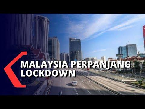 Malaysia Perpanjang Status Lockdown Sampai 9 Juni 2020