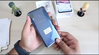 Samsung Galaxy M20 Unboxing, Camera, Features, Quick Review| Hindi