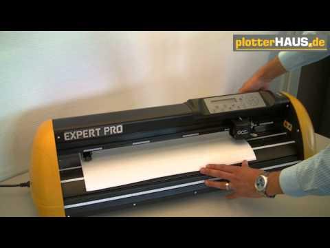 Medieneinzug EXPERT PRO - Video auf YouTube