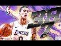 Kyle Kuzma 38 Points Career High! Lakers Snap Rockets Streak! 2017-18 Season