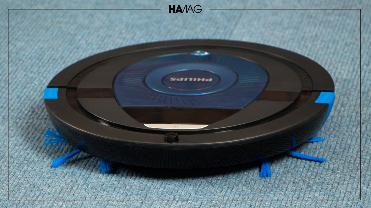 Philips Fc8774 Smartpro Compact Test Odkurzacza Youtube