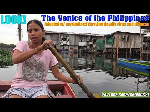 Traveling to VENICE ITALY? Let's Travel to the VENICE of the PHILIPPINES Instead. The Metro Manila