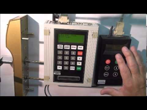 TesaOnity  HT20i  HOW TO Load Portable Programmer