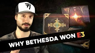 E3 2018 Wrap-Up; Diablo 3 themed consoles & laptop; new Path of Exile social features, & more...