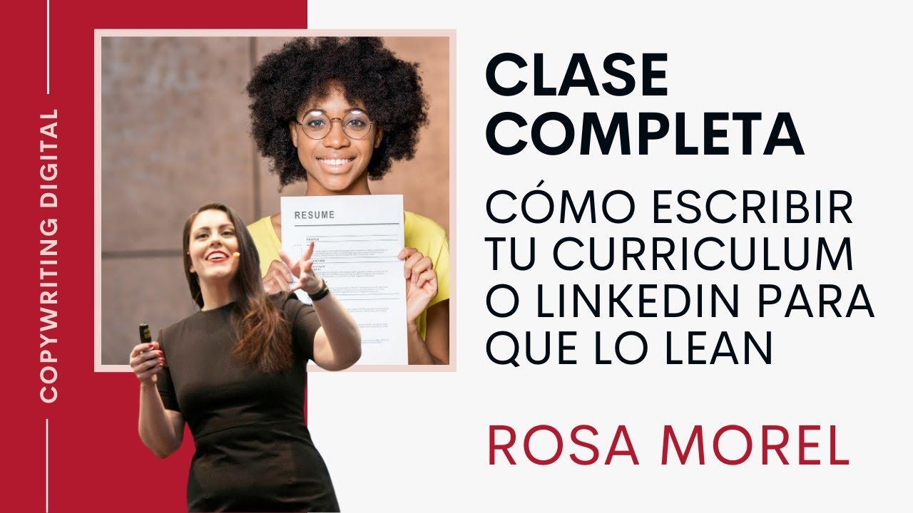 Atractivo Escribiendo Mi Primer Currículum Imagen - Ejemplo De ...