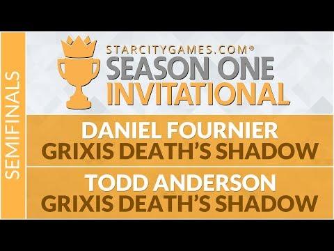 SCGINVI - Semifinals B - Daniel Fournier vs Todd Anderson [Modern]