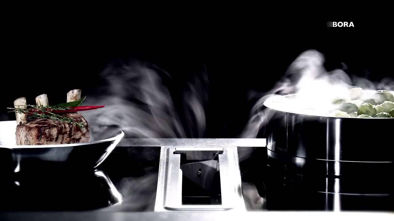 Установка встраиваемой вытяжки Siemens в шкаф - YouTube