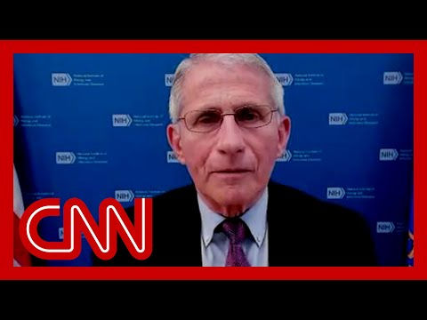 CNN's Berman reads Fauci's emails. Watch his response