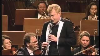 Martin Fröst, Mozart Clarinet Concerto Part 2